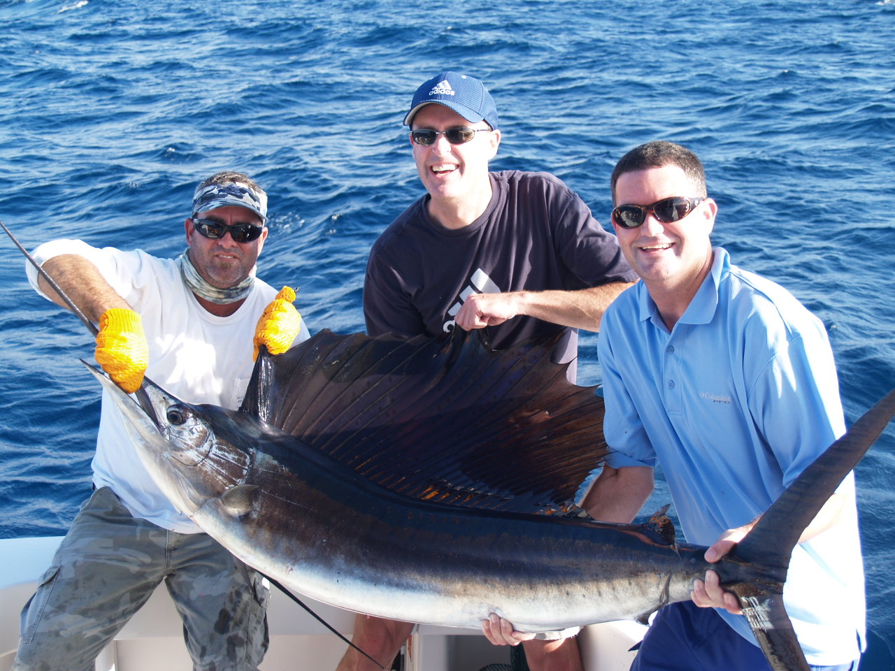 Fishing trips hunting affair for Florida fishing vacations